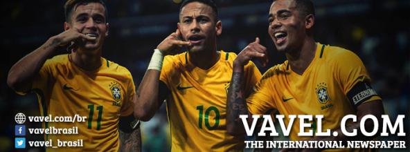 Resultado Brasil x Japão em amistoso internacional (3-1)