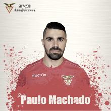 Oficial: Paulo Machado ruma ao Aves