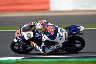 Moto3, Gp di Misano - Nelle FP2 svetta Di Giannantonio