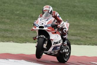 """MotoGP, Gp di Misano - Podio amaro per Dovizioso: """"In difficoltà nel finale, ma buon podio"""""""