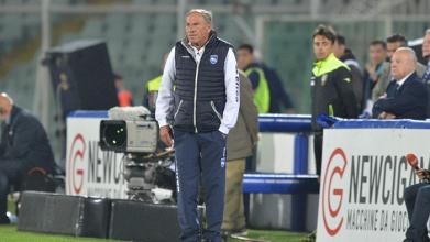 """Pescara, parla Zeman: """"Non voglio fare brutte figure, chi vuole restare deve dimostrarlo sul campo"""""""