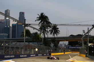 F1, Force India - Perez rinnova e regala spettacolo a Singapore