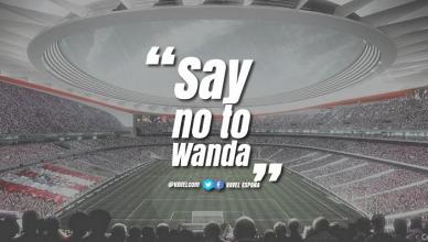 El Wanda Metropolitano no apto para la final de la Champions