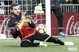 Javi Varas es el nuevo portero del Granada CF