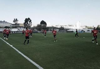 Sport encerra preparação para Sul-Americana e Luxemburgo confirma força máxima