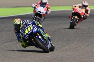 MotoGp - Mostruoso Rossi: lascia tutti a bocca aperta
