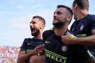 """Inter - la carica di Candreva: """"Vogliamo battere il Milan, i fischi fanno parte del gioco"""""""