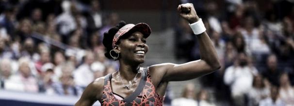 Venus supera Kvitova e está de volta à semifinal do US Open após seis anos