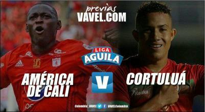 América de Cali vs Cortuluá FC: como local, los 'escarlatas' tienen la obligación ganar un partido fundamental