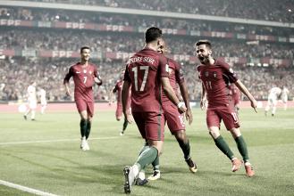 Portugal derruba Suíça e faz as malas para a Rússia