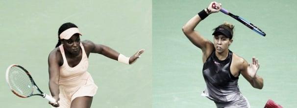 Resultado Sloane Stephens derrota Madison Keys na final do US Open (0x2)