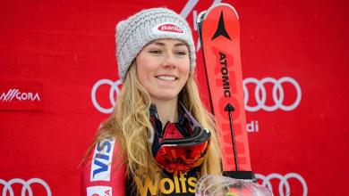 Mikaela Shiffrin continue d'écraser la concurrence