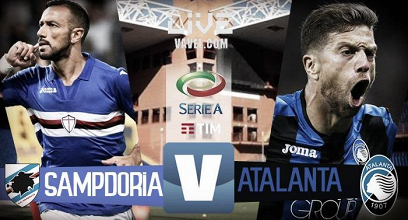 Sampdoria - Atalanta in diretta, LIVE Serie A 2017/18: finisce qui! Sampdoria batte Atalanta 3-1!