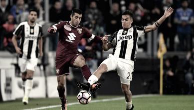 Juventus vs Torino en vivo y en directo online en Serie A 2017 (3-0)