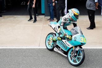 Moto3, Gp della Malesia - Mir da record: sigla la prima pole con il miglior tempo assoluto a Sepang