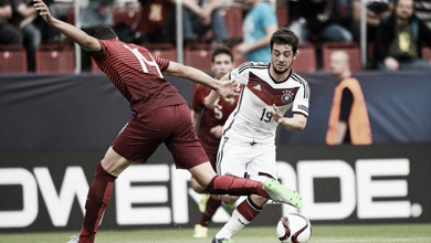 Resumen Alemania sub-21 vs Portugal sub-21 en vivo online en Amistosos 2017