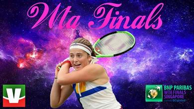 WTA Finals - Jelena Ostapenko, il carattere di una predestinata