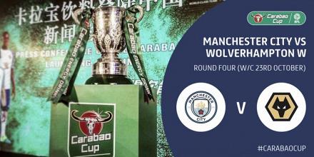 Manchester City vs Wolverhampton en vivo y en directo online en Carabao Cup 2017