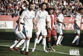 Real Madrid vs Girona, 4-2, en directo