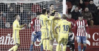 Sporting de Gijón - Cádiz CF: puntuaciones del Cádiz, jornada 15 de LaLiga 1|2|3