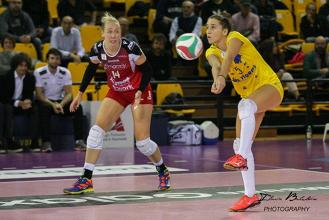 Volley femminile, i risultati del quinto turno - Ilaria Baldoin Vavel