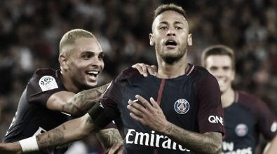 Ligue 1 domenicale: PSG dilagante, crollo Lille. Pari tra Marsiglia ed Angers