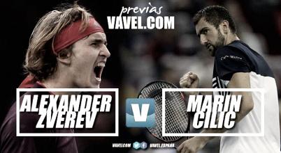 ATP Finals - A.Zverev vs Cilic, snodo cruciale?