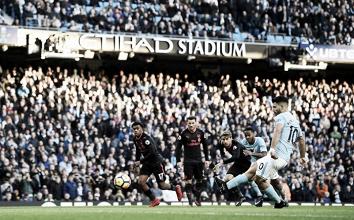 Análisis de la carrera para acceder a las competiciones europeas en la Premier League 2017/18