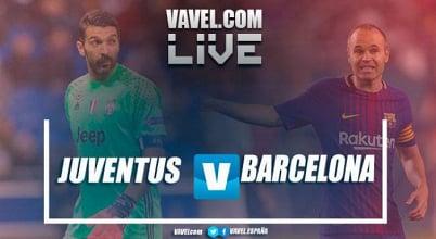 Juventus vs FC Barcelona en vivo y en directo online en Champions League 2017