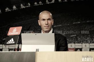 """Zidane: """"Será un buen partido para que Benzema y Cristiano vuelvan a marcar"""""""