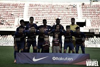 CA Osasuna vs FC Barcelona B en vivo y en directo online en la Liga 1 2 3