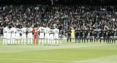Primer gol del Tottenham frente al Real Madrid