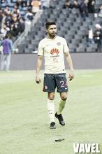 """Oribe Peralta: """"Siempre cuando tengo errores trato de ser el primero en levantarme"""""""
