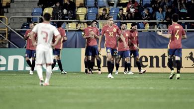 Debut con victoria de los realistas en el Europeo sub-21