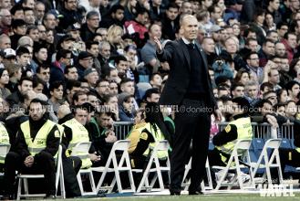 """Zidane: """"Hemos cambiado el chip"""""""