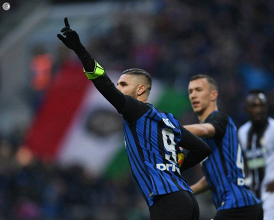 Inter - Roma in diretta, LIVE Serie A 2017/18 - El Shaarawy, Vecino! (1-1)