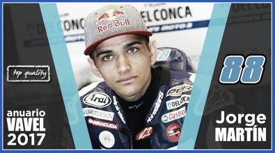 Anuario VAVEL Moto3 2017: Jorge Martín, una temporada prometedora
