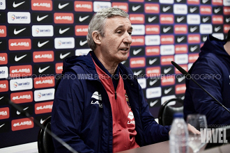 """Svetislav Pesic: """"Nuestro objetivo no es ganar, sino cómo ganar"""""""