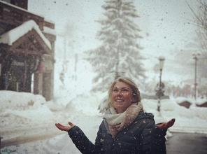 Anno nuovo, vecchia storia - Mikaela Shiffrin Facebook