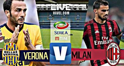 Risultato finale Hellas Verona - Milan in diretta, LIVE Serie A 2017/18 3-0 (Caracciolo, Kean e Bessa)