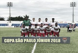 Resultado Internacional x Desportiva Paraense pelas oitavas de final da Copa SP de Futebol Júnior 2018 (4-0)