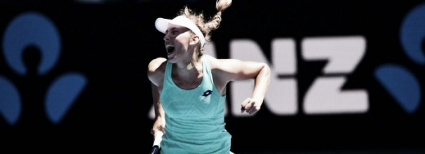 Com grande atuação, Mertens atropela Svitolina e é a primeira semifinalista do Australian Open