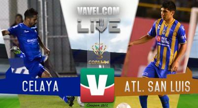 San Luis doblega a Celaya en la Copa MX