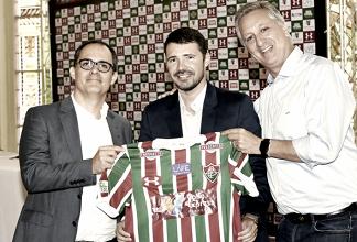 Fluminense acerta com Valle Express como novo patrocinador master