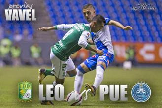 Previa León vs Puebla: fiera con deseos de despertar