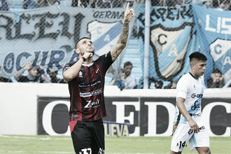 """Sebastián Ribas: """"Es un orgullo y un placer estar jugando acá"""""""