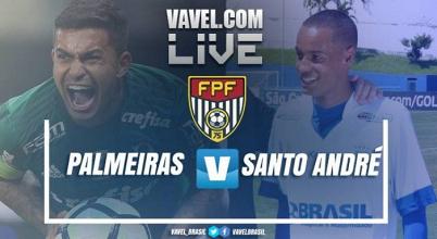 Palmeiras x Santo André AO VIVO no Campeonato Paulista 2018 (0-0)