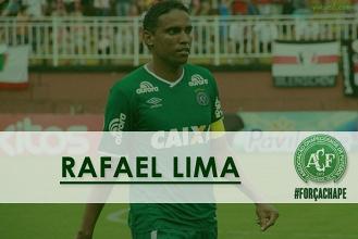 Por opção de Caio Júnior, Rafael Lima foi cortado da viagem que vitimou atletas da Chapecoense