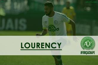 O pedido do treinador de base que mudou o destino de Lourency, ex-atacante da Chapecoense