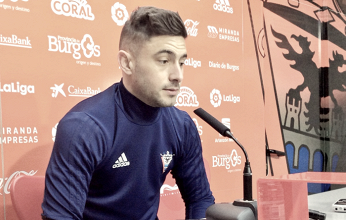 """Igor Martinez: """"Estamos centrados en el partido contra el Bilbao"""""""